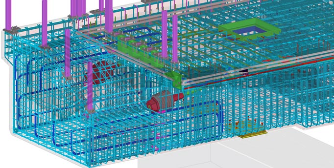Our Rebar Shop Drawings Detailing And Drafting Services Are Perfect For Concrete Contractors Designers Detailers General Engineers